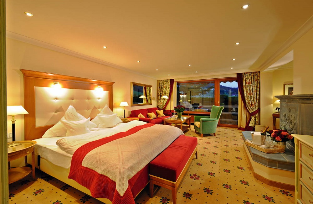 Chambre hotel Bareins