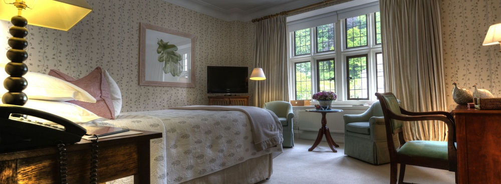 Bovey Castle room