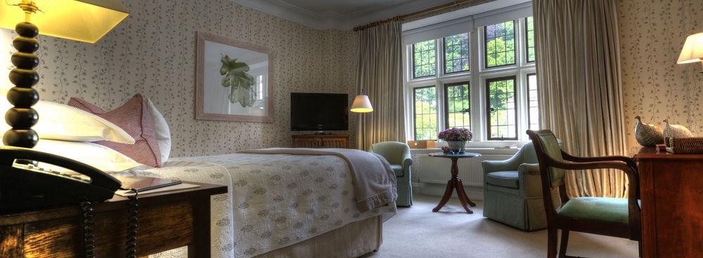 Bovey Castle room
