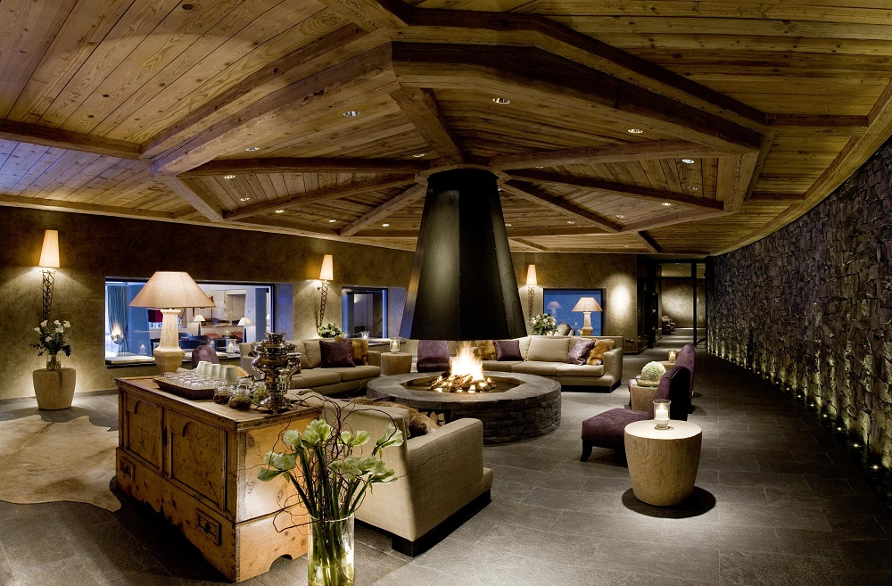 Royal Gstaad palace