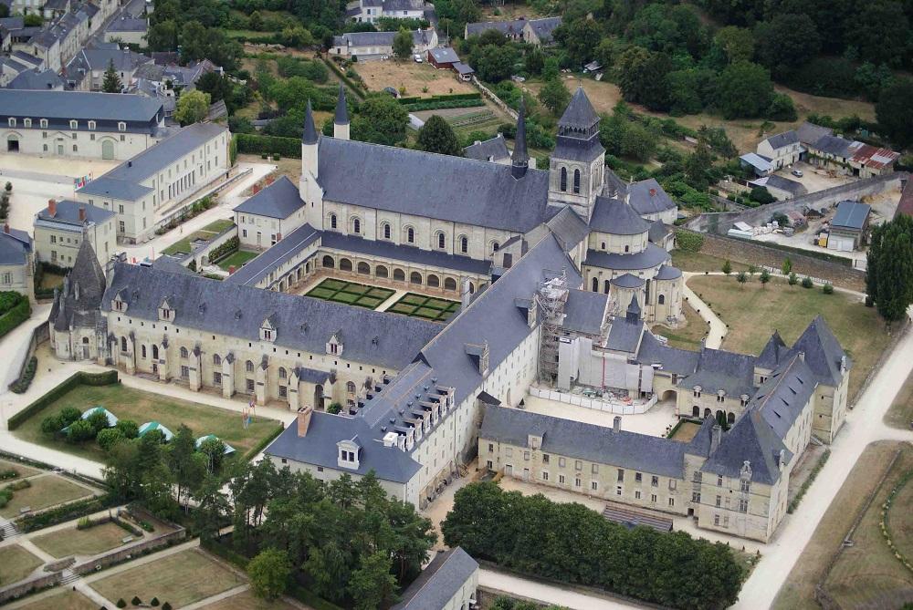 abbaye de fontevraud famille