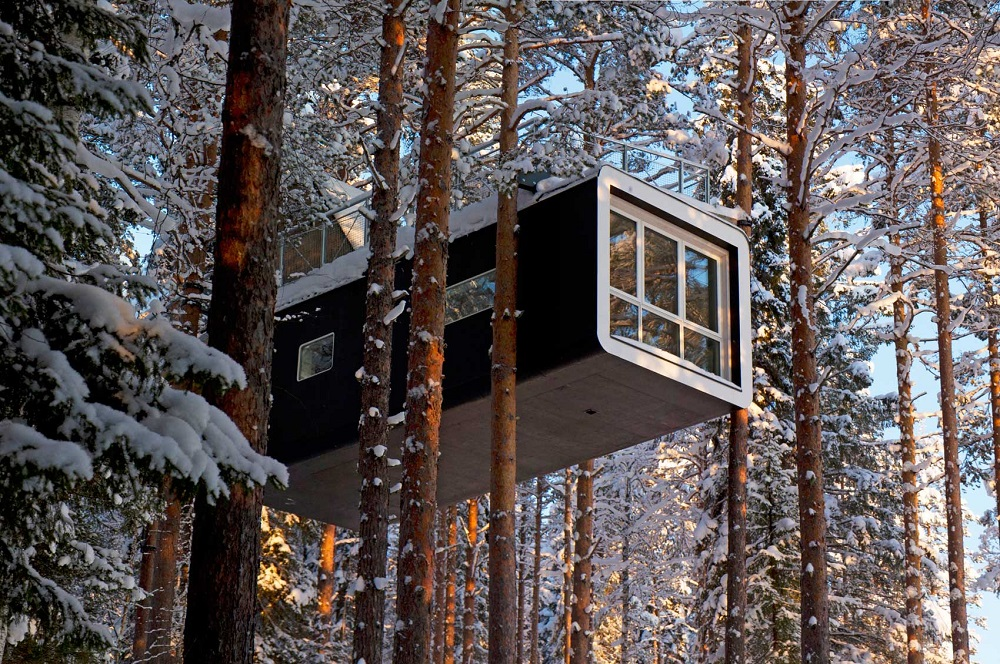 treehotel famille