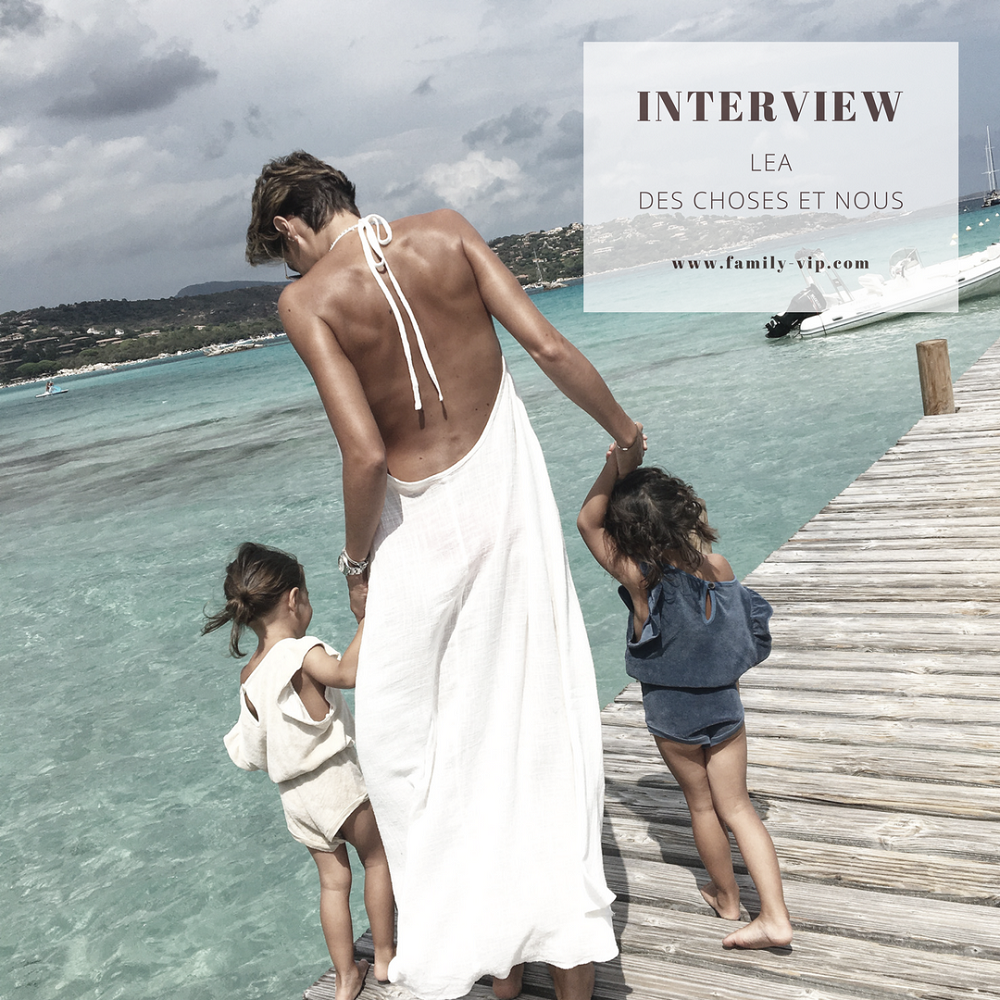 Interview Lea Des Choses et Nous