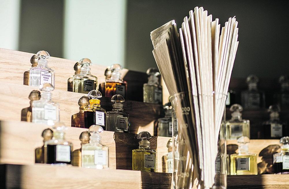 Ateliers parfum enfants Guerlain
