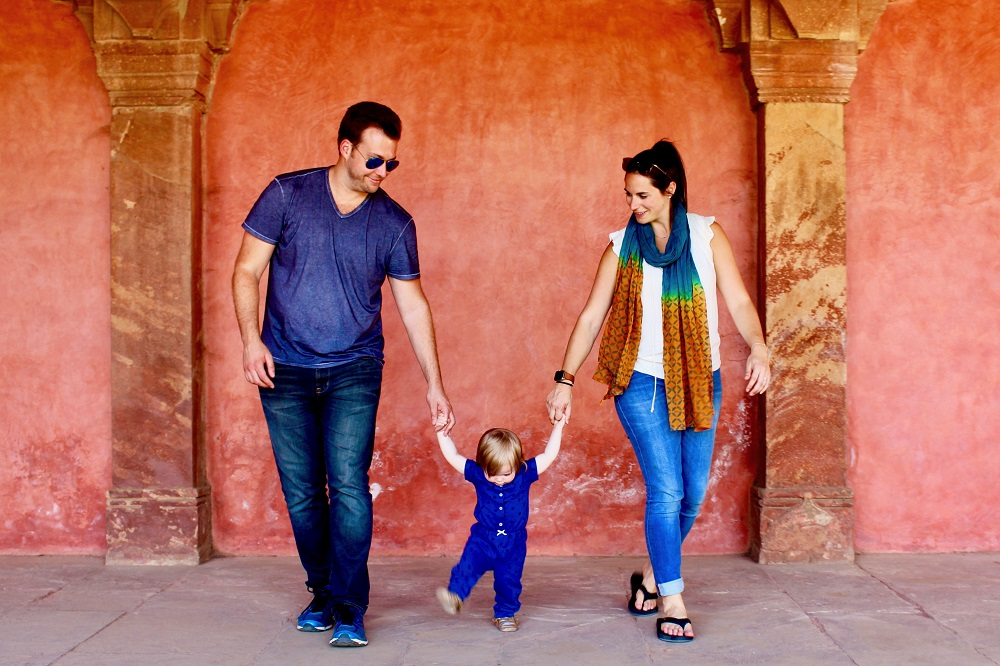 Travel india with kids
