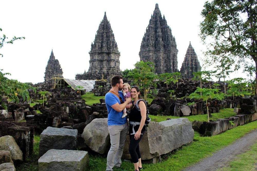 Prambanan, Indonesia1000