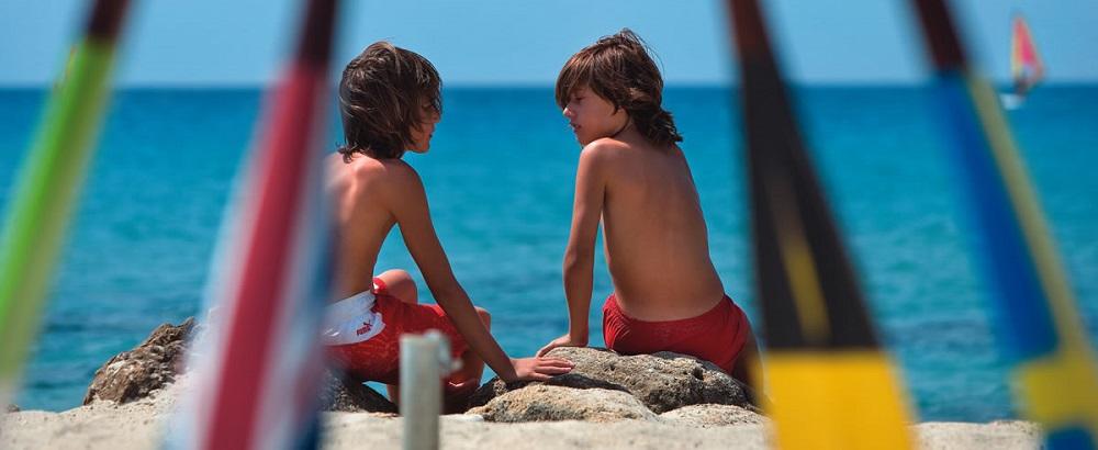 club enfant luxe grèce
