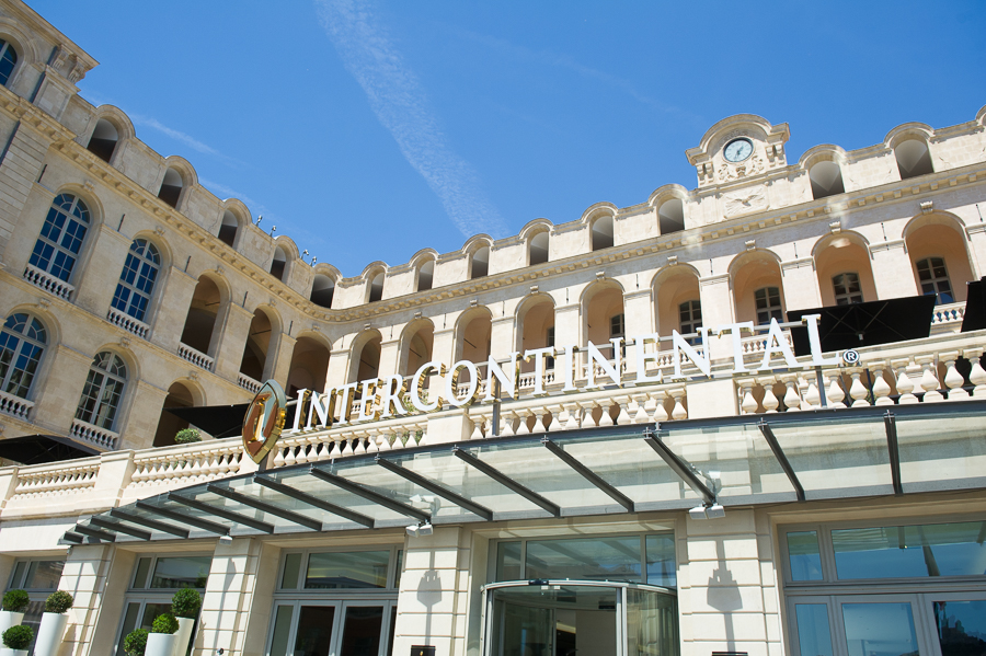 Intercontinental Hotel Dieu Marseille