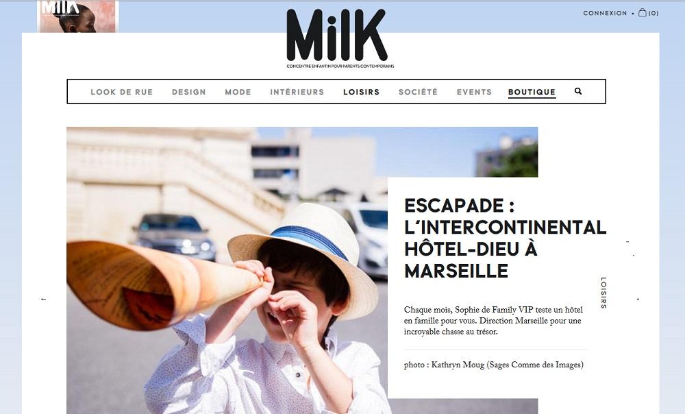 Milkmagazine Family-VIP