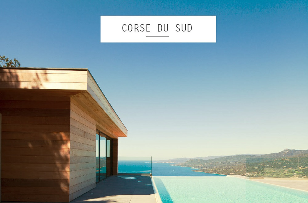 location maison famille luxe corse