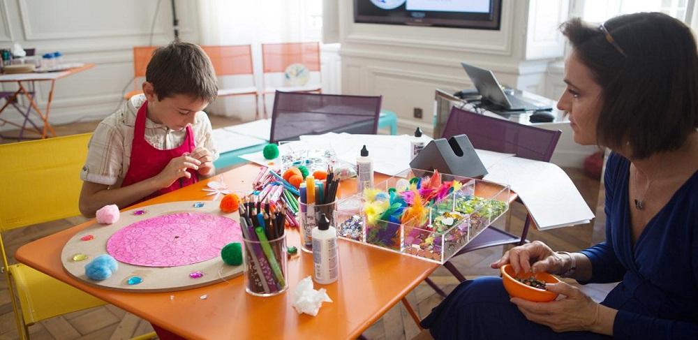 Ateliers bijouterie enfants Van cleef
