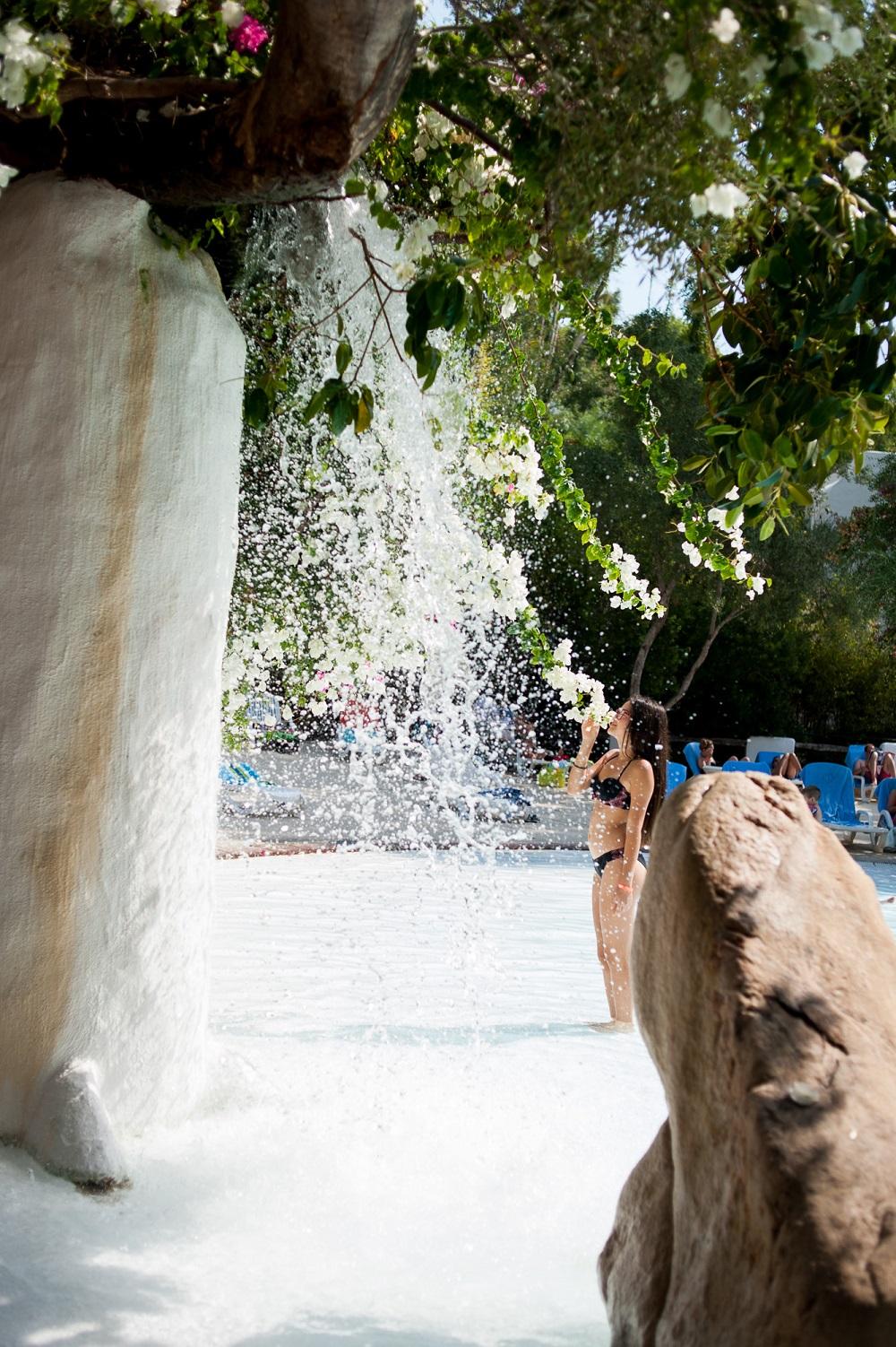 Arbatax Park vacances Sardaigne famille