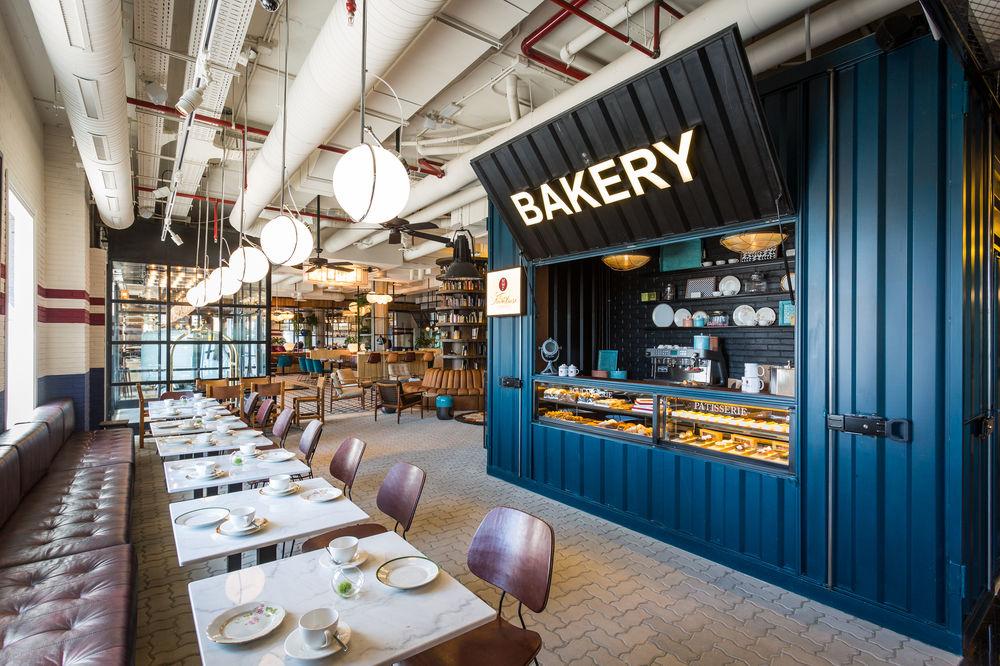 Hotel boulangerie Madrid