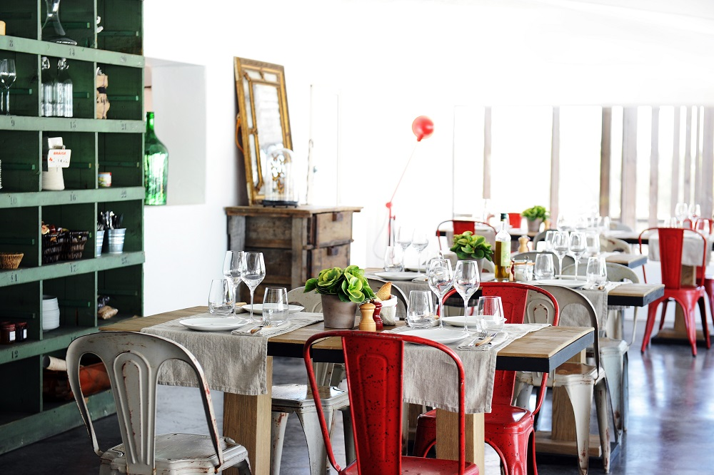 Restaurant kids friendly camargue Le Mas de la Fouque