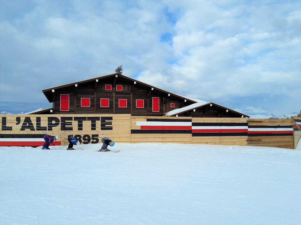 ski famille megeve