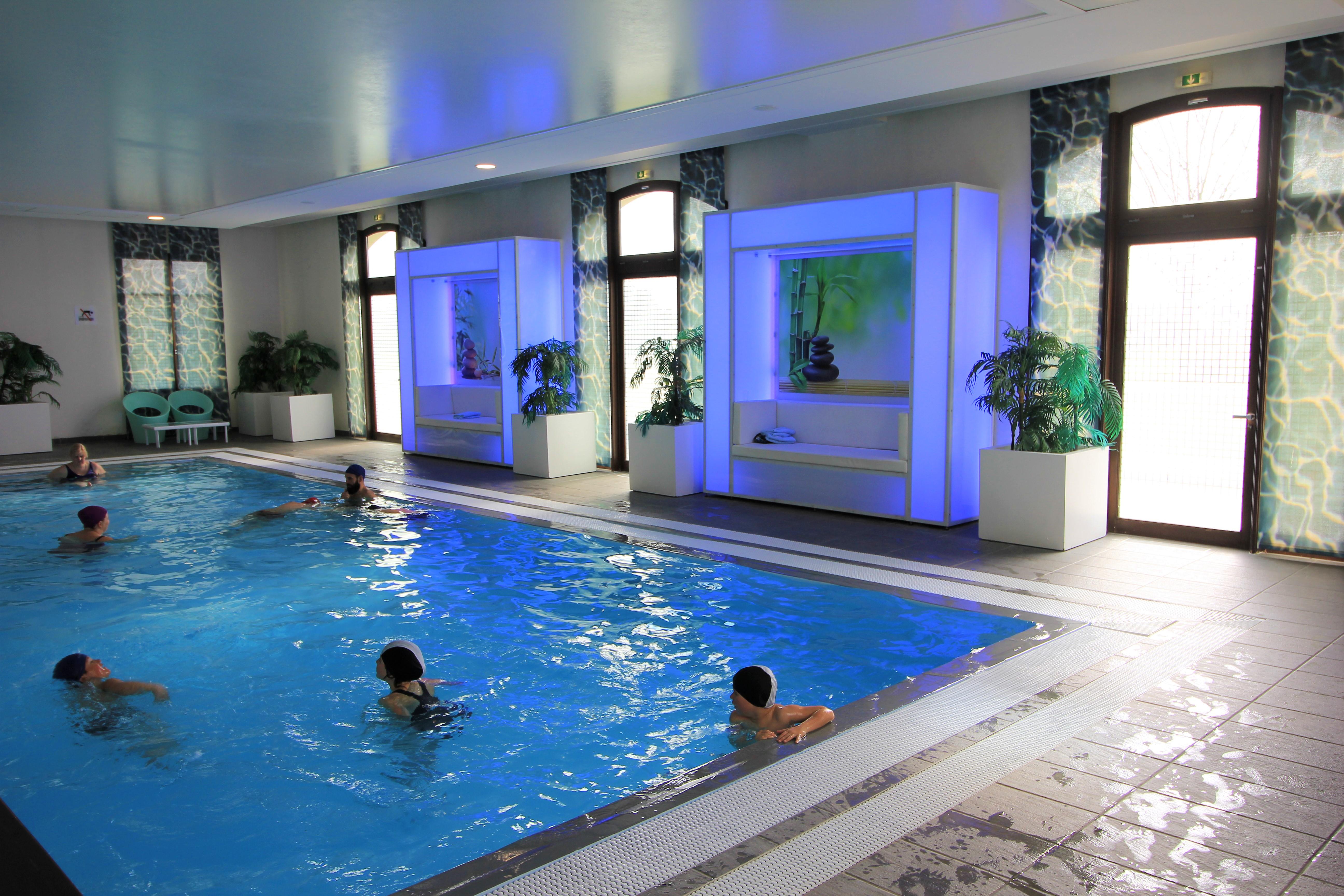 hotel piscine famille marne la valle disney