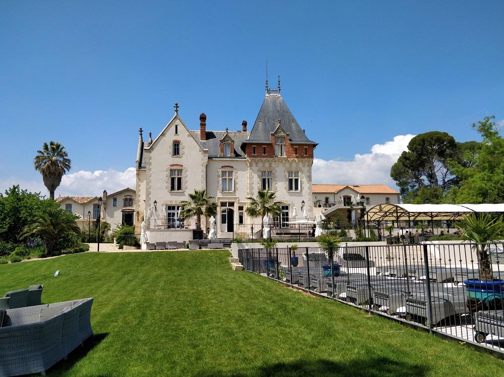 chateau de serjac languedoc