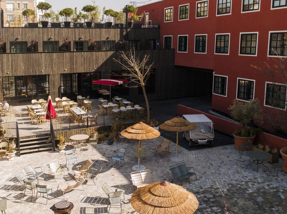 Mob hotel saint ouen 2