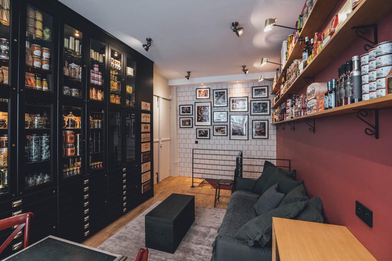 Chambre familiale design Paris Boutik