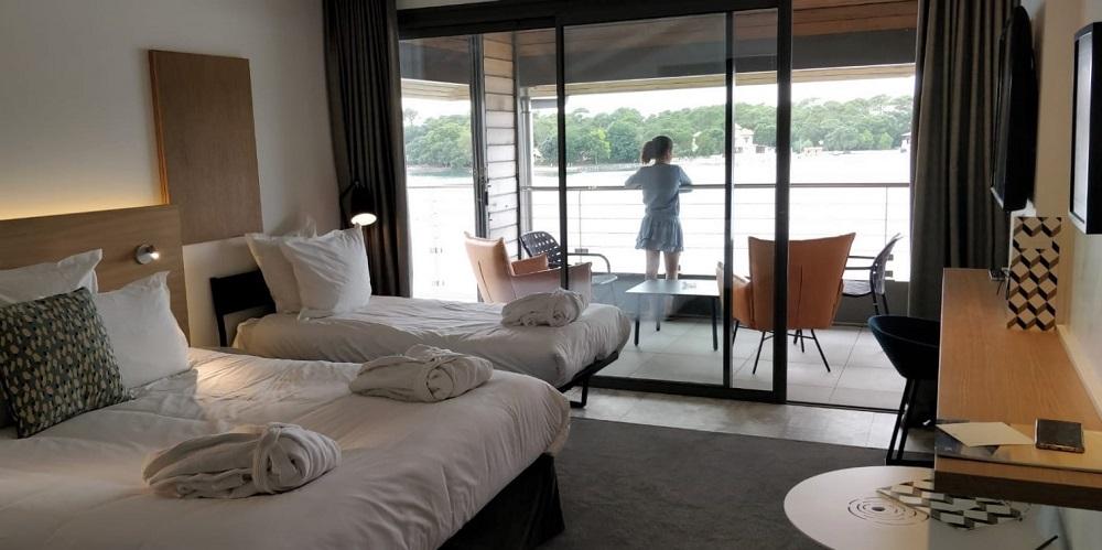 chambre famille hotel Villa Seren Hossegor