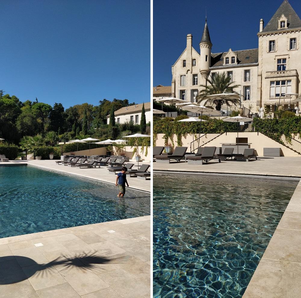 Chateau des carrasses hotel club enfant montpelier