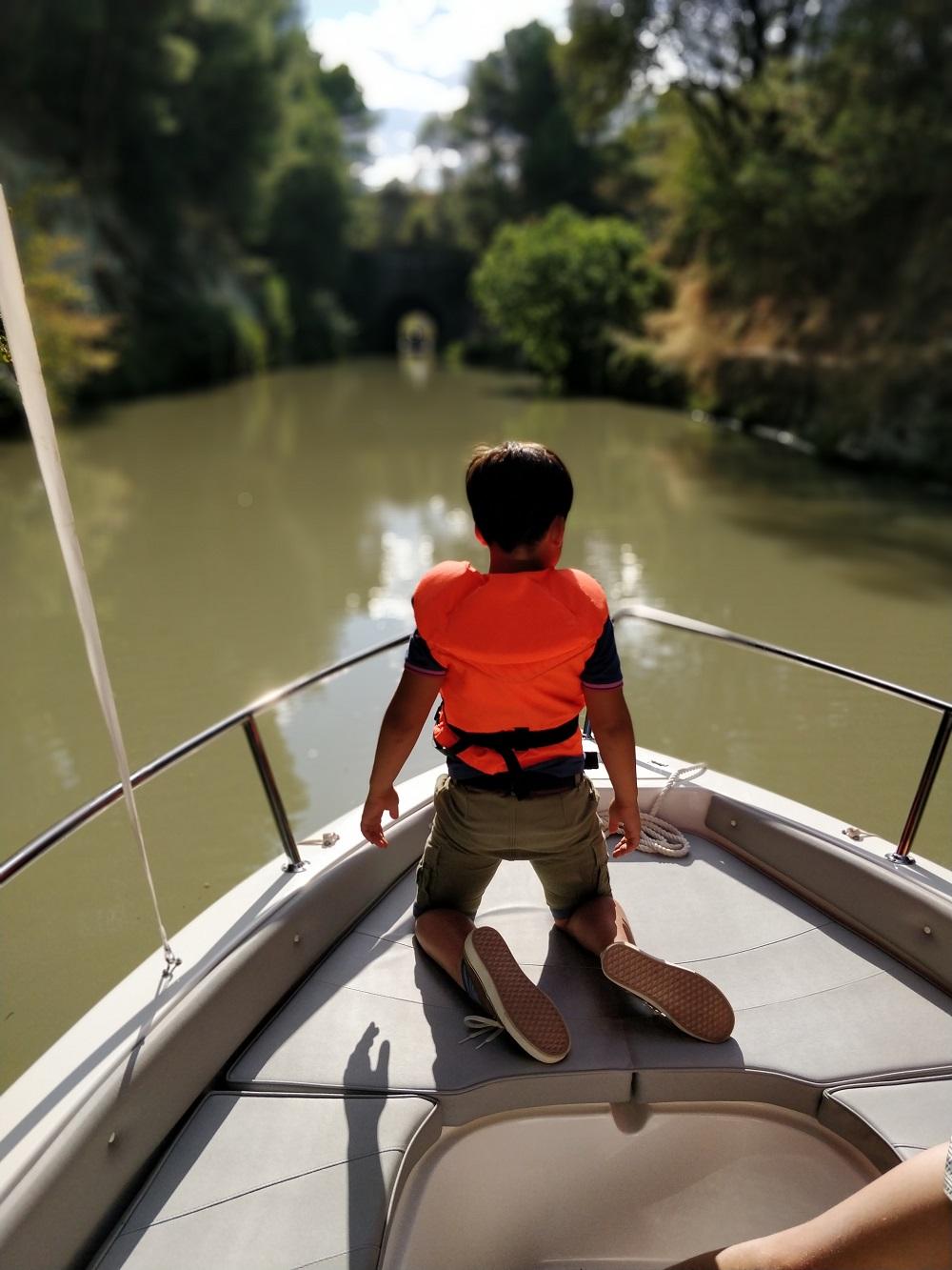bateau sans permis Canal du midi Sunboat