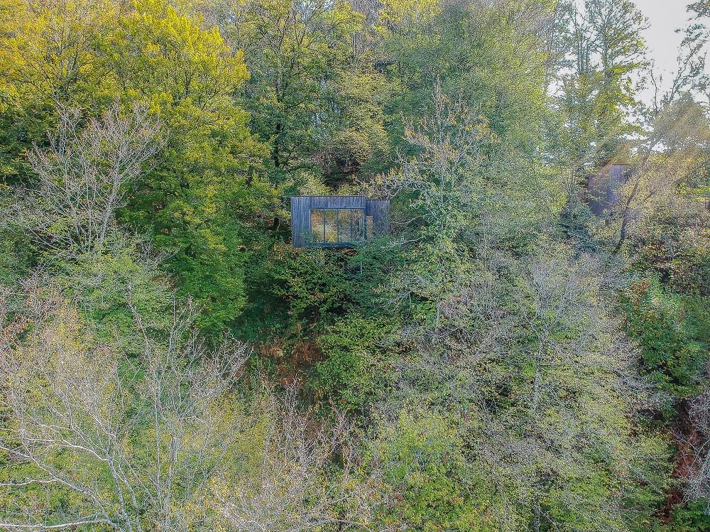 Cabanes du Domaine de Salagnac