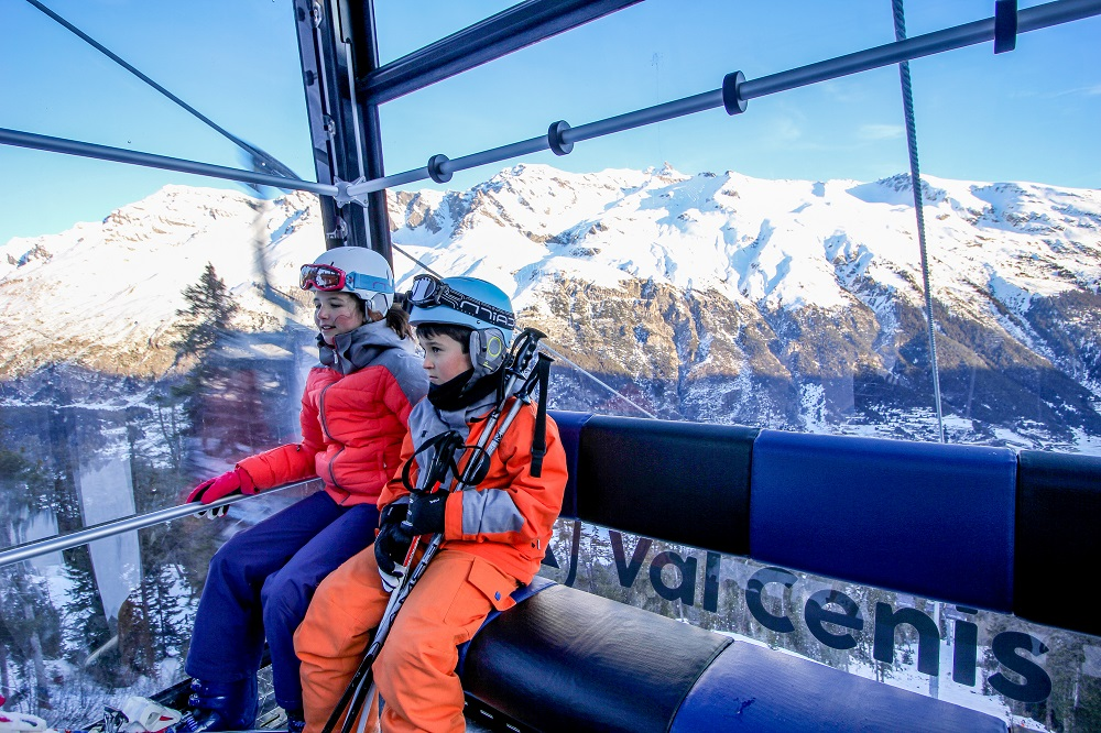 Domaine skiable Val Cenis Haute Maurienne Vanoise