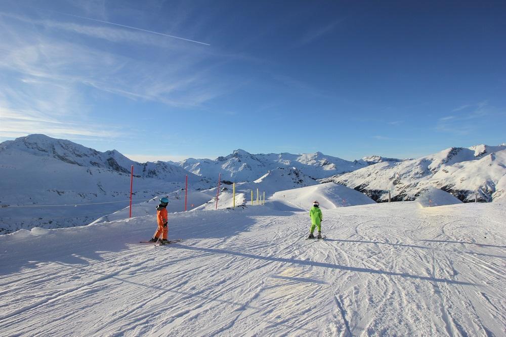 Domaine Skiable Val Cenis enfants Haute Maurienne