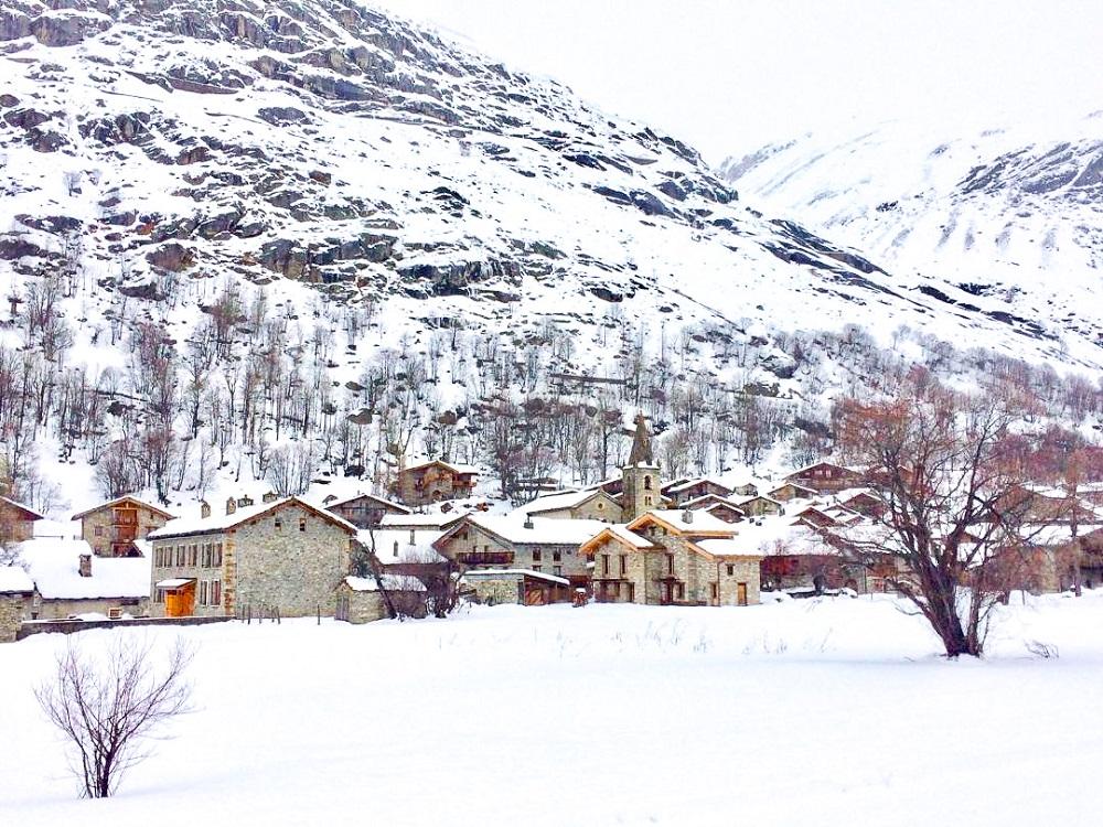 Bonneval Haute Maurienne
