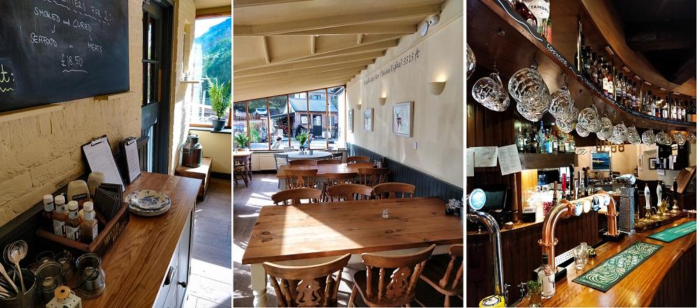 Torridon Inn repas 2