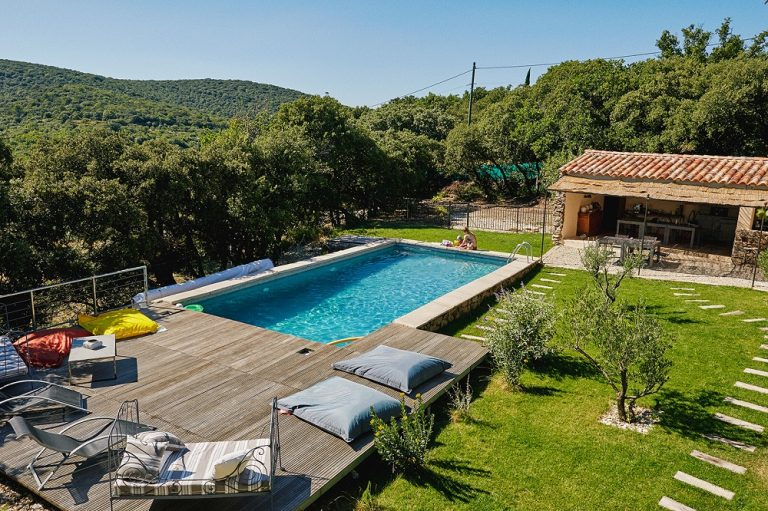 vacances Famille luxe languedoc