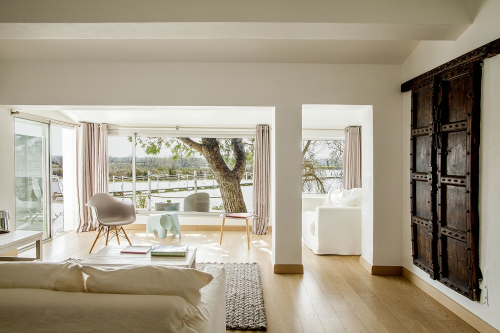 Chambre famille luxe camargue