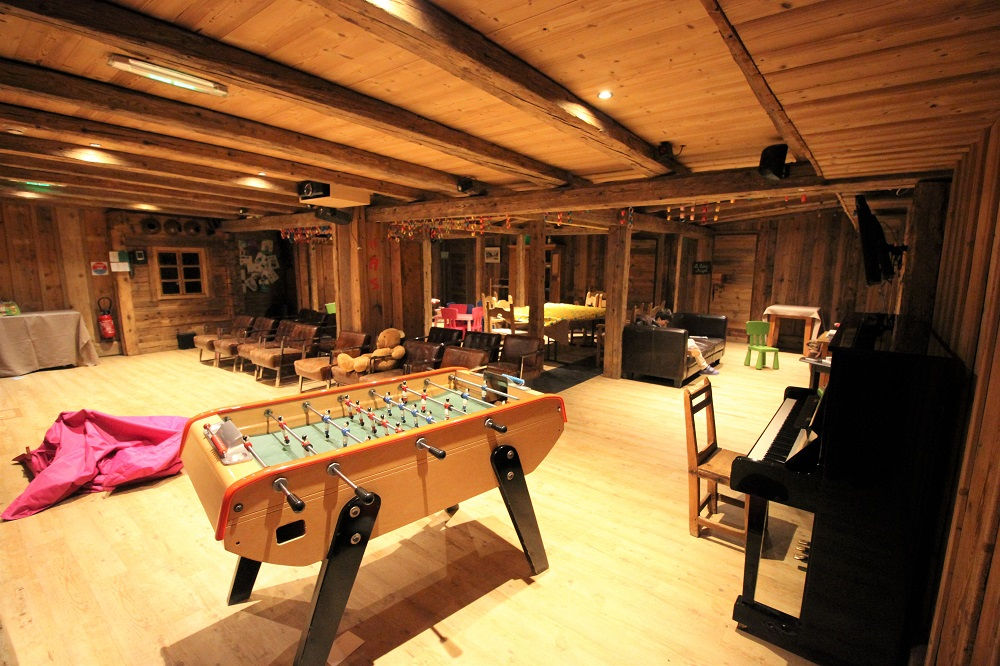 Kids club luxe megeve