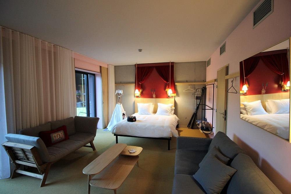 hotel famille lyon