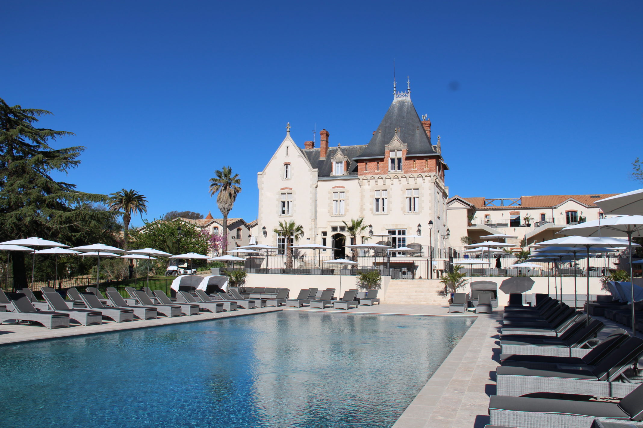 Chateau de Serjac - Family-vip