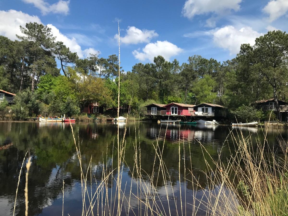 lac lacanau location famille