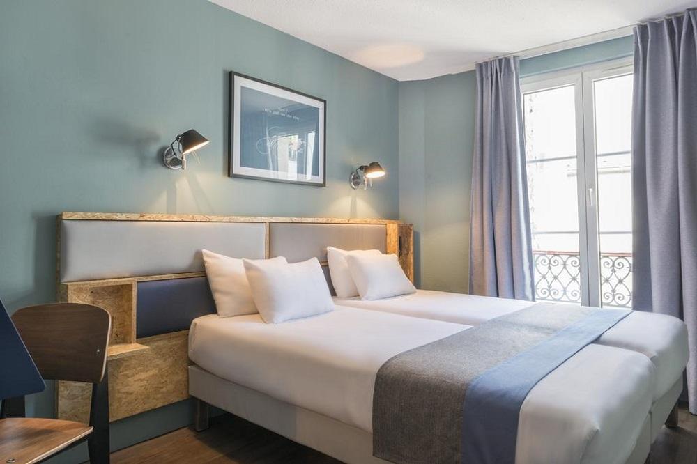Hotel bass famille design paris
