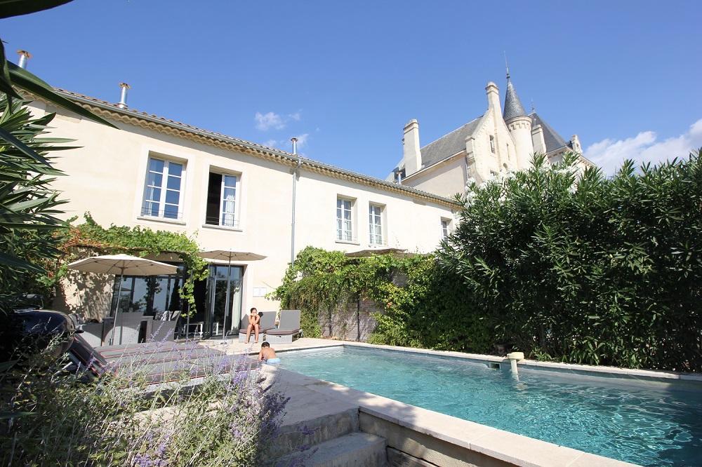 villa luxe famille occitanie