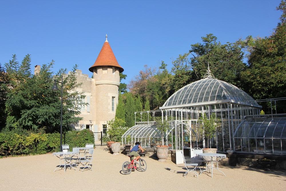 Les Carrasses hotel familles luxe occitanie