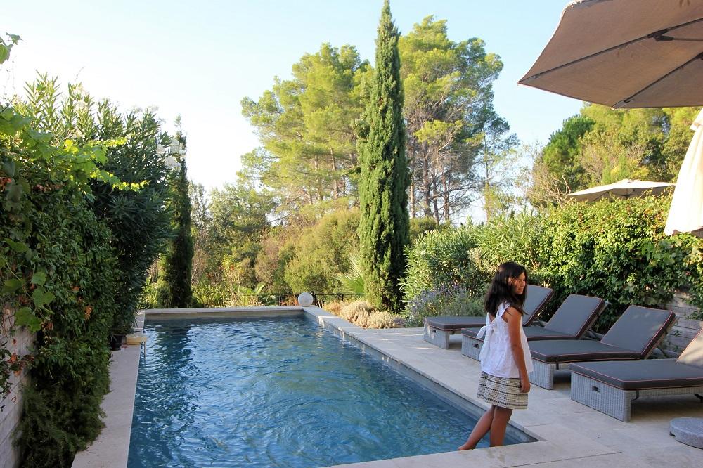 Carrasses résidence luxe famille occitanie