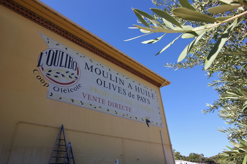 Oulibo moulin huile olive