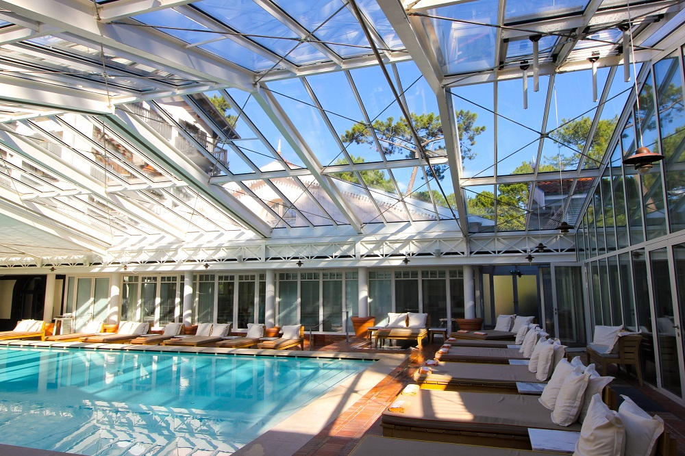 piscine Haaitza