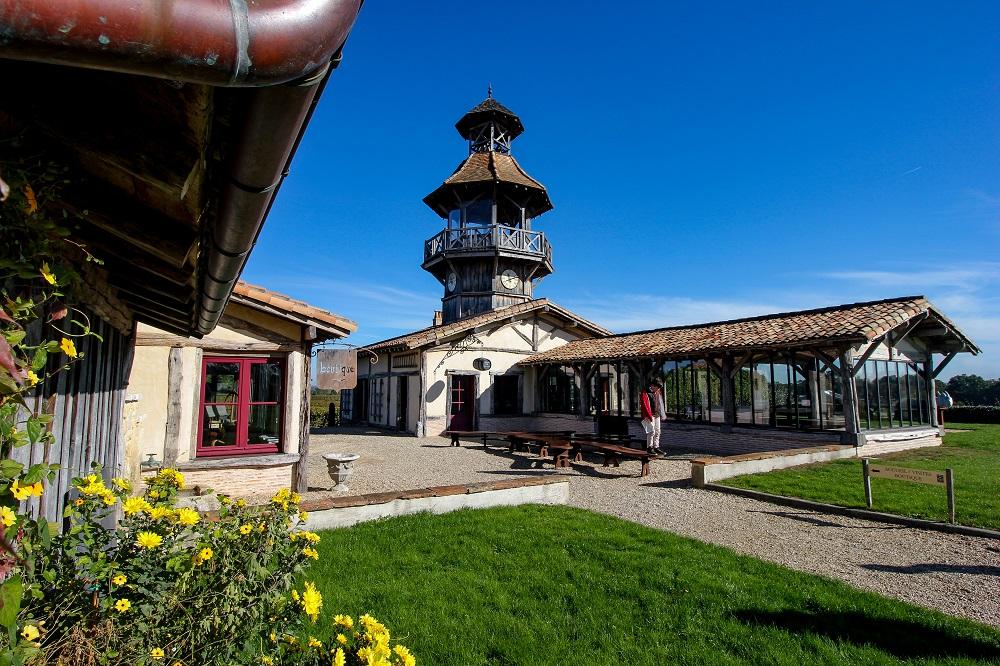 visite chateau smith Haut Lafitte