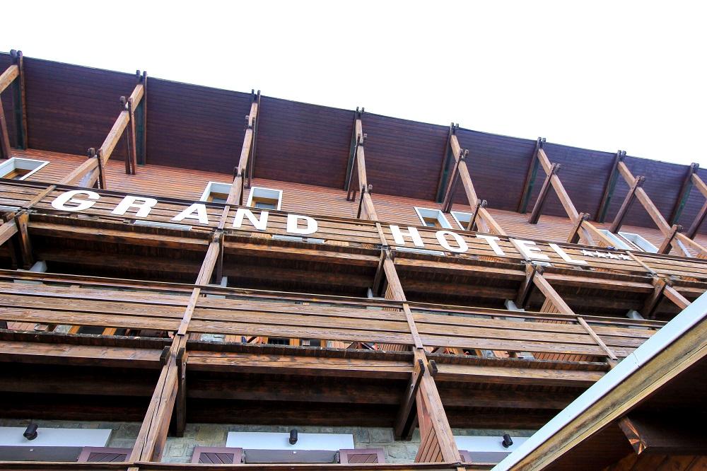 Grand Hotel serre chevalier 4 étoiles familles