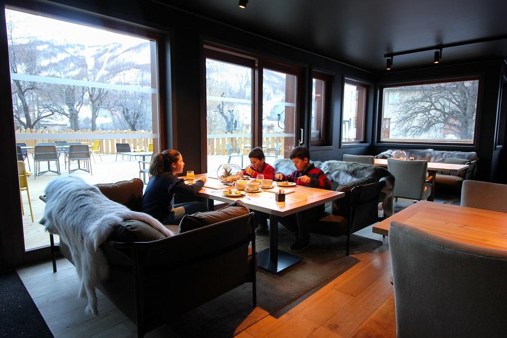 Hotel Le Monetier 4 etoiles  serre chevalier