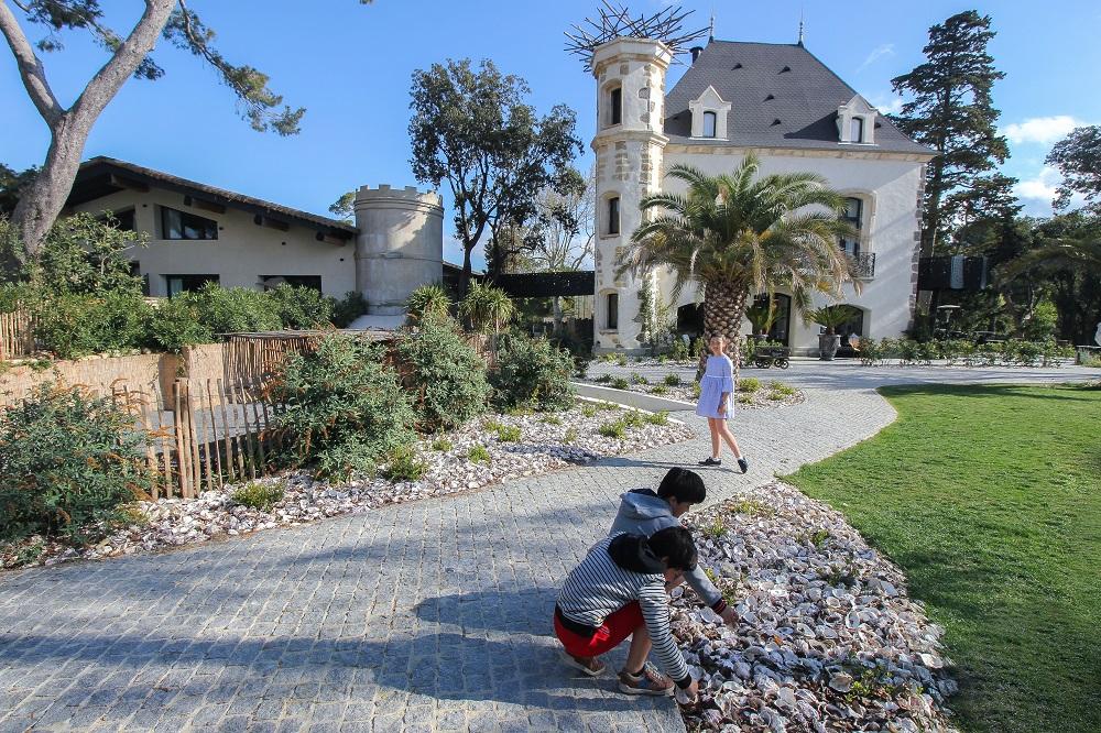 hébergement luxe kidsfriendly