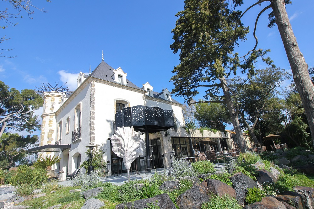Domaine de Tarbouriech luxe familles