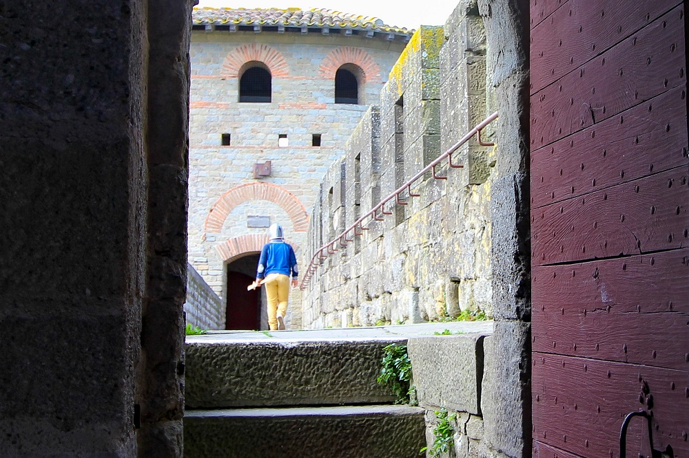 que faire à Carcassonne avec des enfants