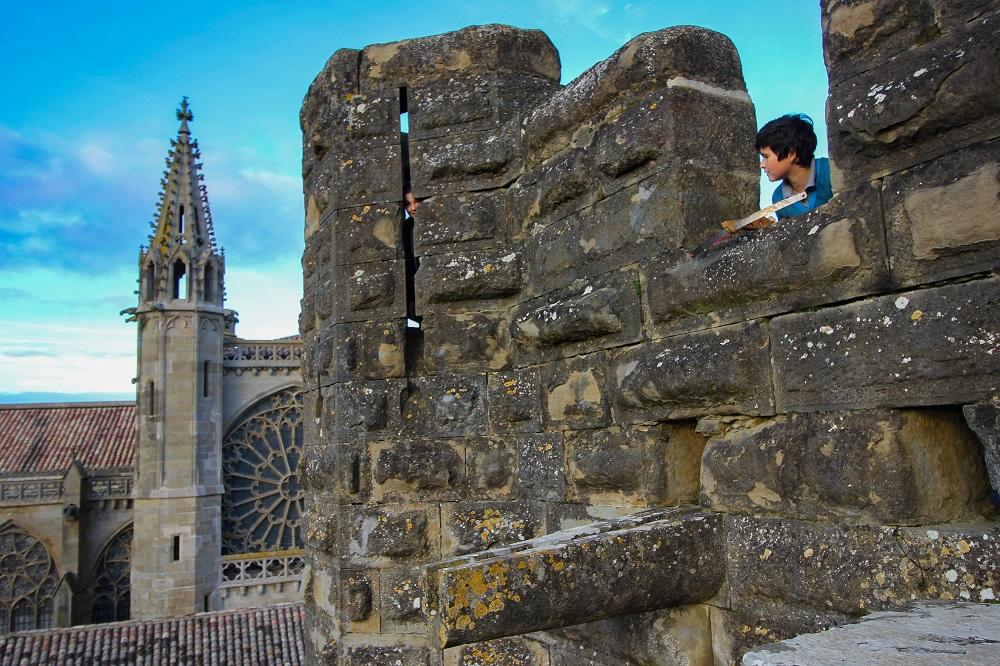 week-end Carcassonne avec enfants